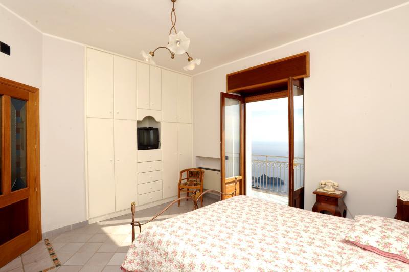 Master Bedroom 1, balcony with beautiful sea view