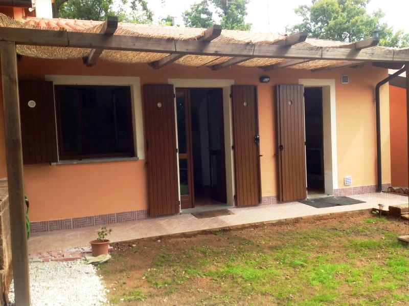 Casa Vacanze - villetta - Toscana, holiday rental in Monteverdi Marittimo