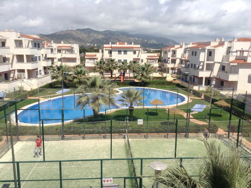 Ático en la urbanización las arenas alcossebre, vacation rental in Alcossebre