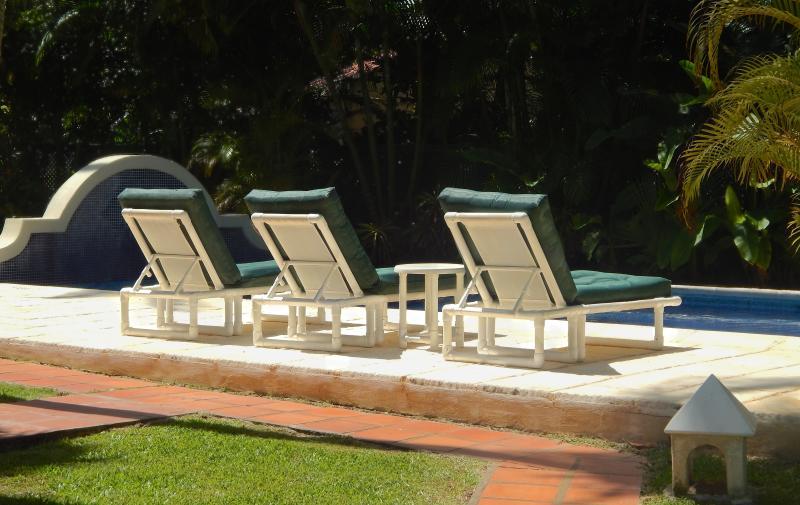 Osborne Cottage - Pool Terrace