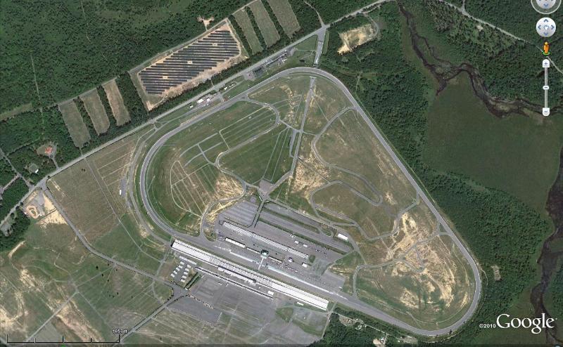 Pocono Race Track