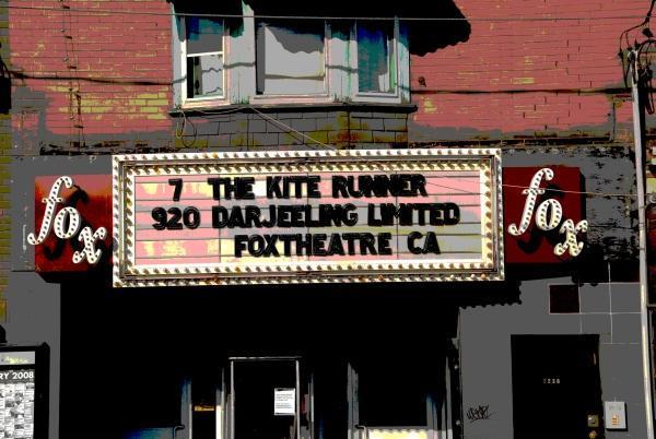 The Fox Theatre Rep Cinema