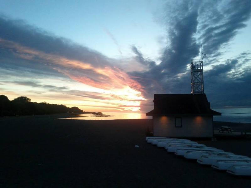 Leuty Summer Sunrise