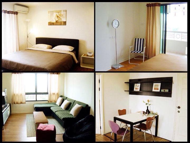 Condo for rent 1bed, 1 bath , Rama 3 River View., holiday rental in Phra Pradaeng