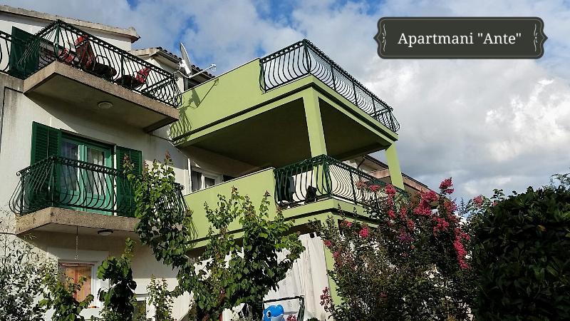 Apartmans Ante A7, vacation rental in Sibenik
