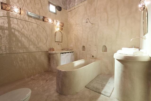 Suite Safran Bathroom