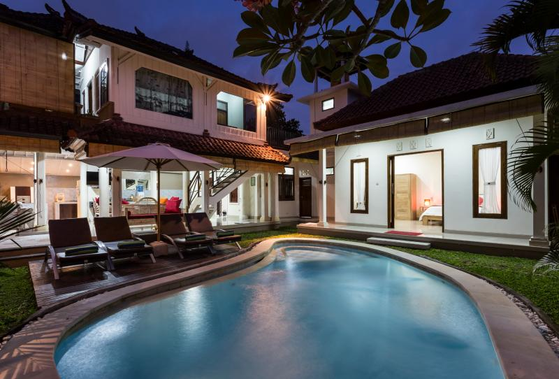 3 BR Bima2 Seminyak-Your 2nd home in Bali, holiday rental in Kuta