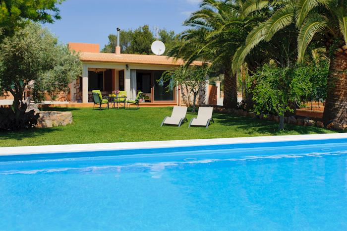 Capricho, holiday rental in Cala Marcal