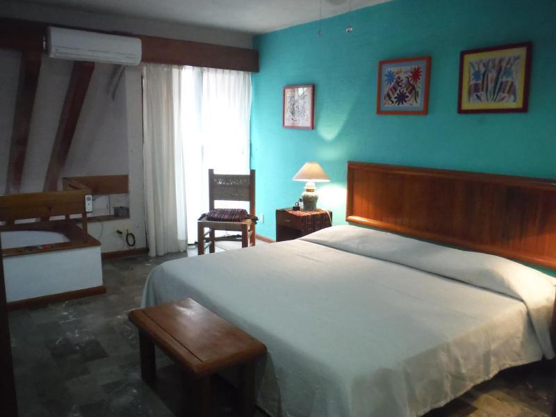 Letto king-size in camera da letto - illuminato 190 x 200 cm