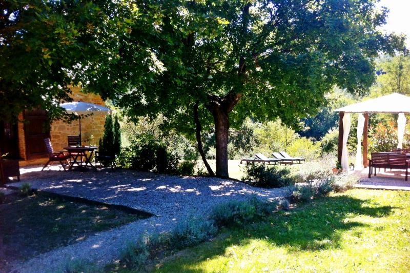 The Stables at The Hideaway, holiday rental in Smerillo