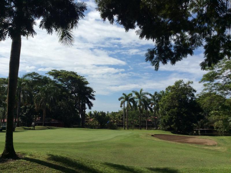 The Golf Course at Los Delfines