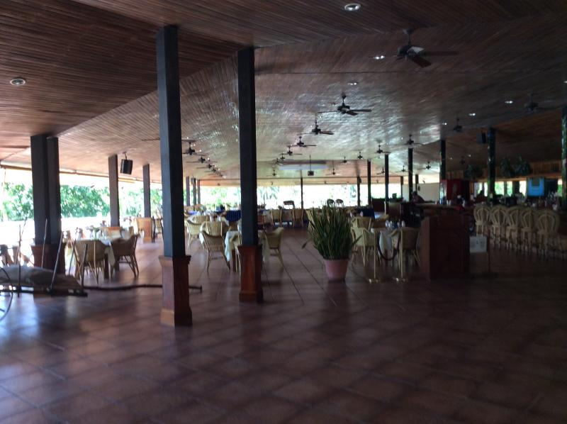 The Los Delfines Clubhouse