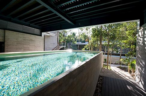 Wellness Center Lap Pool