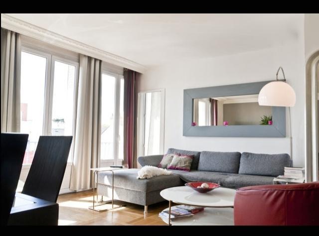 CENTRE ouest: 95m² Calme & Lumineux 7pl - Nantes - appartement