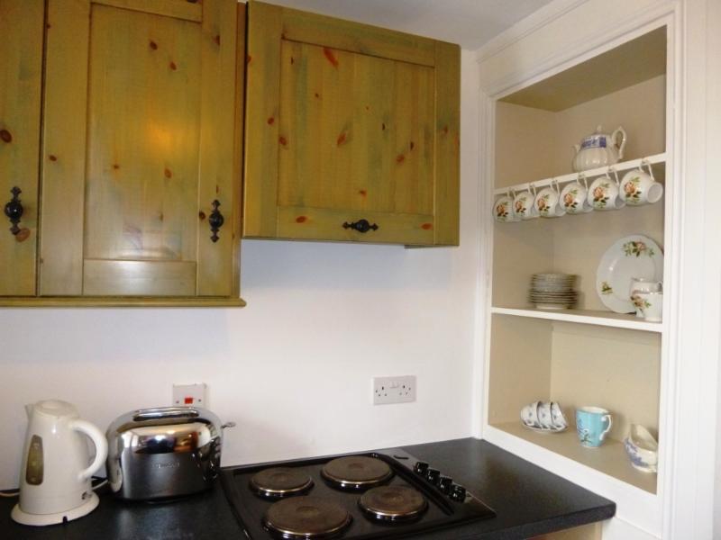 Kitchen with period decoration