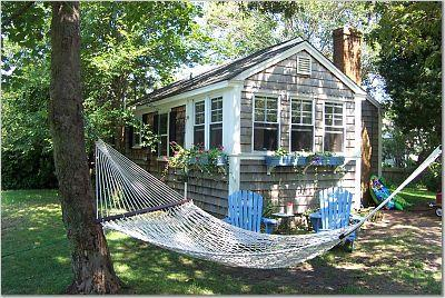 Welcome to The Cape Cottage- Tucked just back off of the Main Street- there are 4 other cottages that share a large common space yard-567 Main Street Unit 5 Harwich Port Cape Cod New England Vacation Rentals