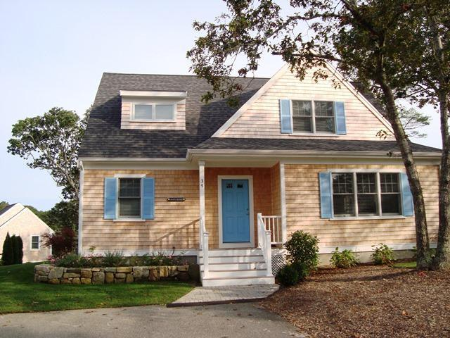 Exterior - 39 Old County Road South Harwich Cape Cod New England Vacation Rentals
