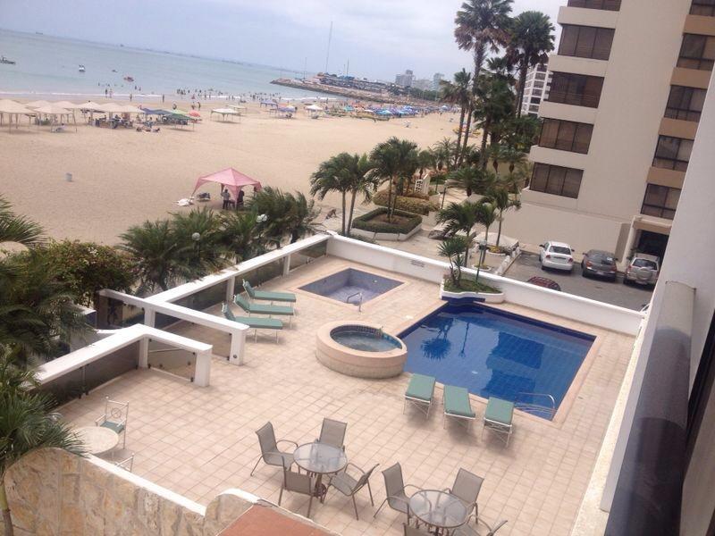 Oceanfront apartment., casa vacanza a Provincia di Santa Elena