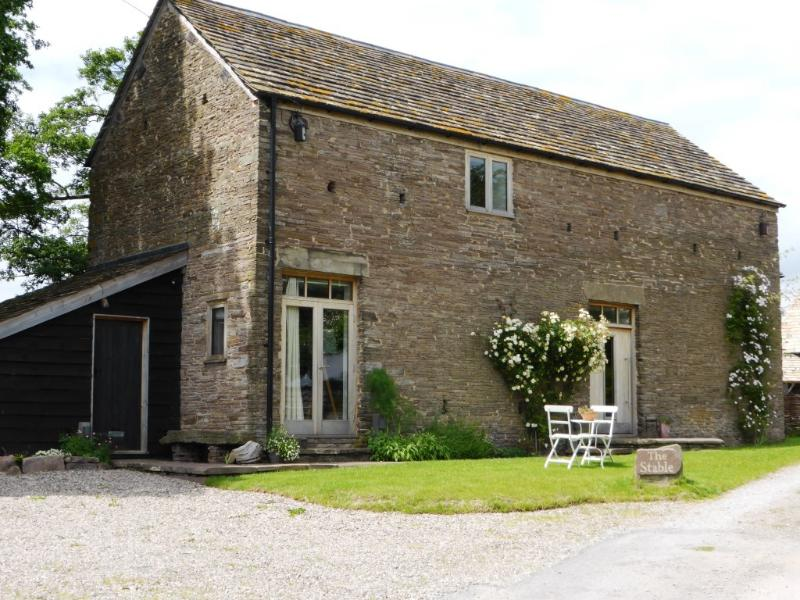The Stable, Cothill, vacation rental in Herefordshire