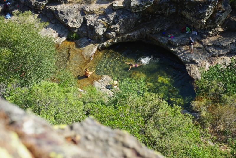 Valle de Batuecas