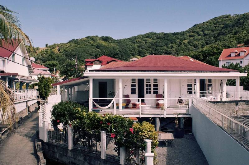 Villa de grand standing aux Saintes, holiday rental in Iles des Saintes