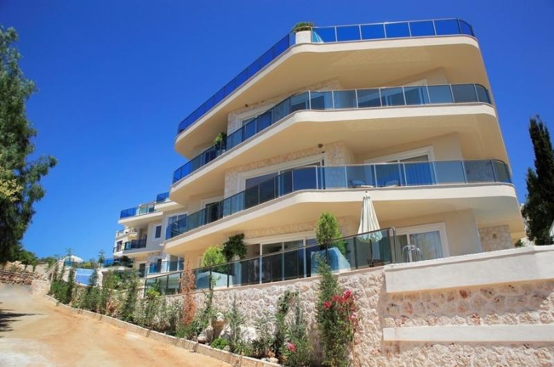Appartements Asfiya Retreat