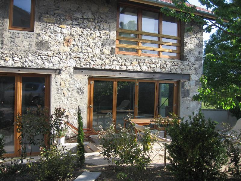 GITE LA FORGE, holiday rental in La Sure en Chartreuse
