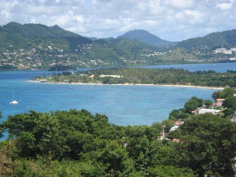 View from Carriacou appartment