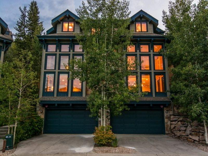 Mountain Crest Ski Home in Park City