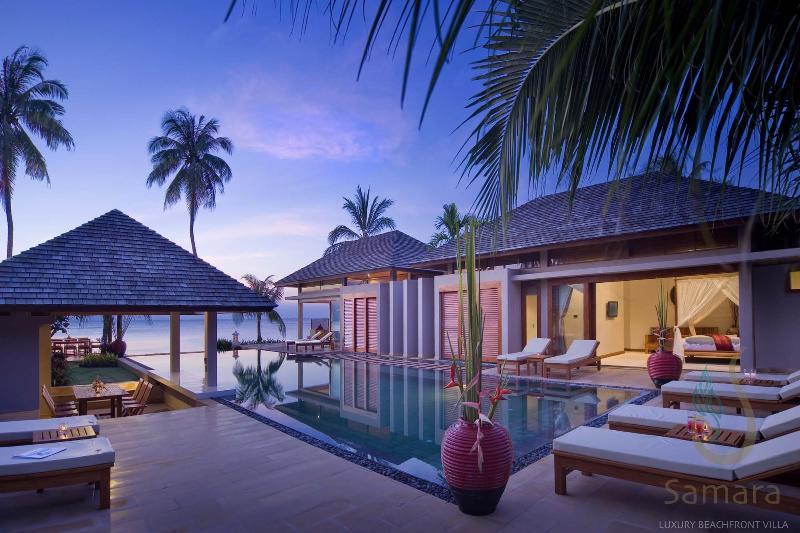 Beachfront+ Kids+ Poolfence+ Luxury, location de vacances à Lipa Noi