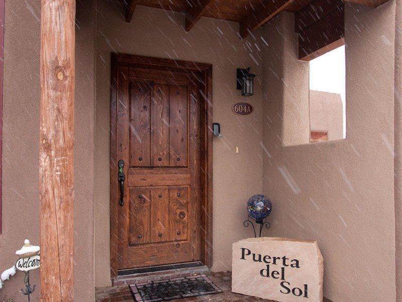 Entrance to home