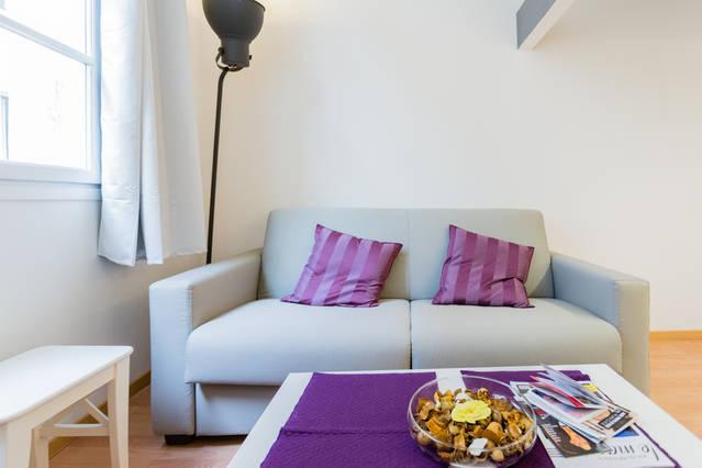 Cosy living room