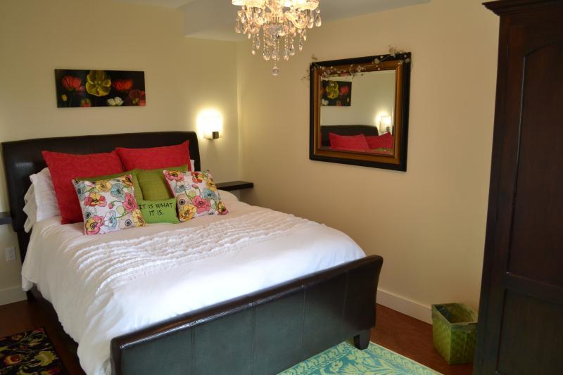 Dormitorio en planta baja privada