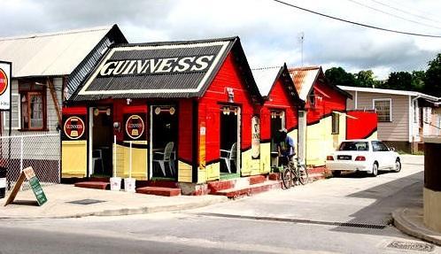 Bajan Rum Shop