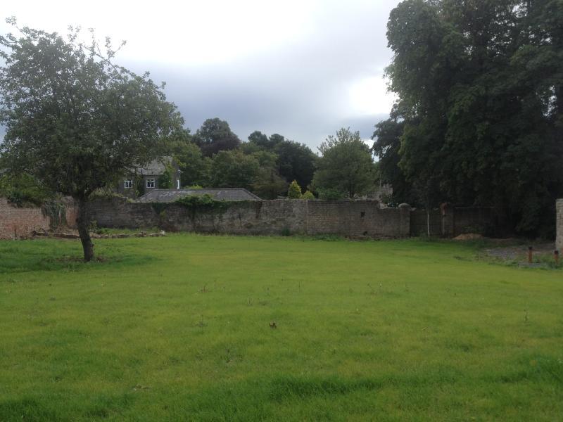 garden view, half an acre plot with beautiful surroundings