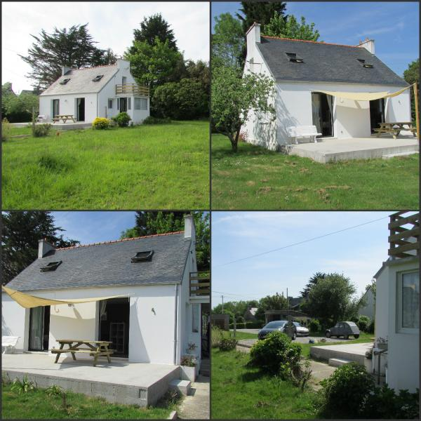 Maison au bord de mer, vacation rental in Finistere