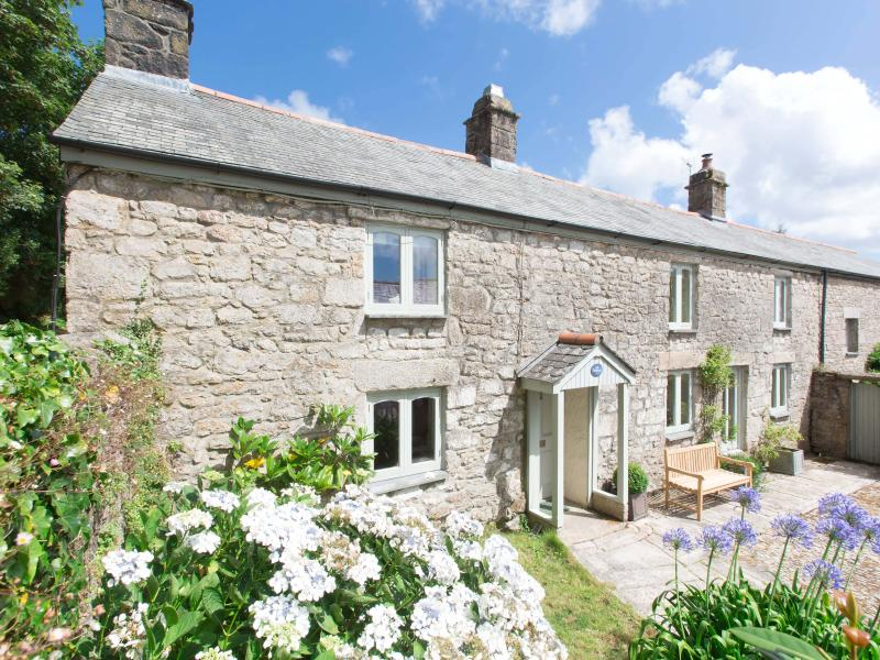 The Farmhouse is a traditional Cornish stone cottage newly refurbished but full of charm