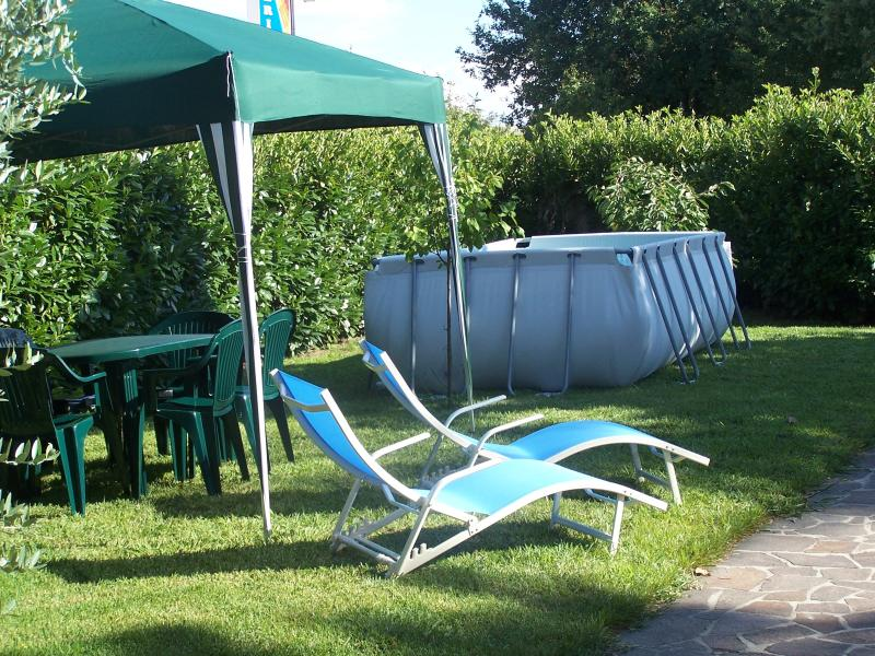 PHOTO PISCINE ET JARDIN
