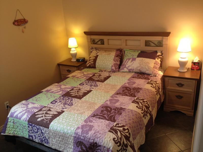 Habitación 1 - cama Queen