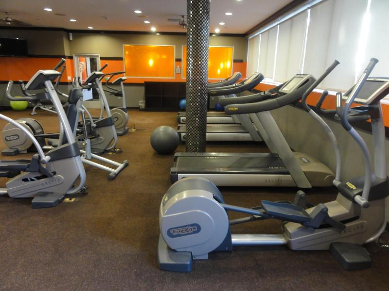 Stay Fit in the apartment Gym