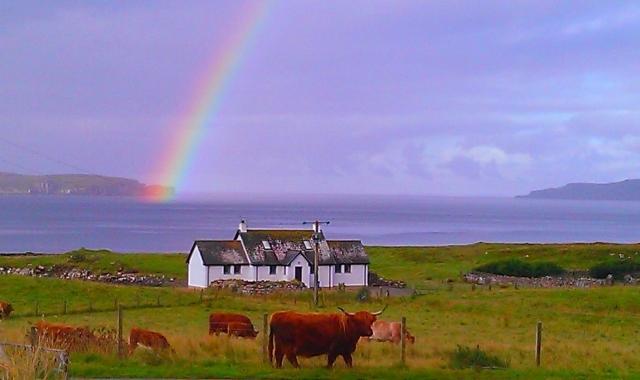 Creagan Ban, holiday rental in Isle of Skye