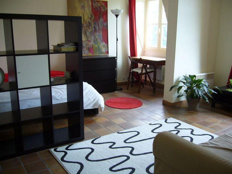 Large cosy studio apartment with sleeping area
