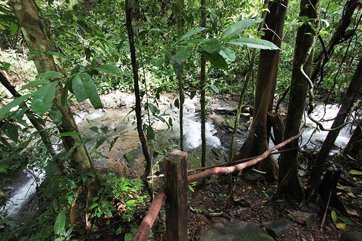 Private trail