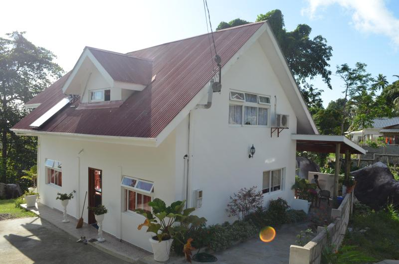Touchdown Villa, holiday rental in Seychelles