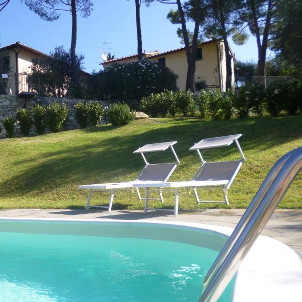 Il Palagetto, 1 bedroom apartment florence hill, holiday rental in Osteria Nuova