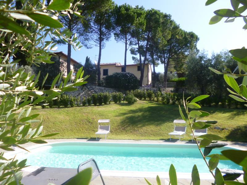 Il Palagetto, 1 bedroom apartment florence hill, aluguéis de temporada em Villamagna