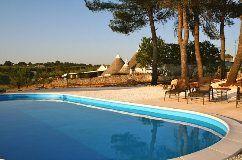 Super-panoramica piscina