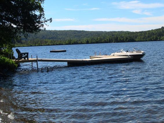 Dock & swim float