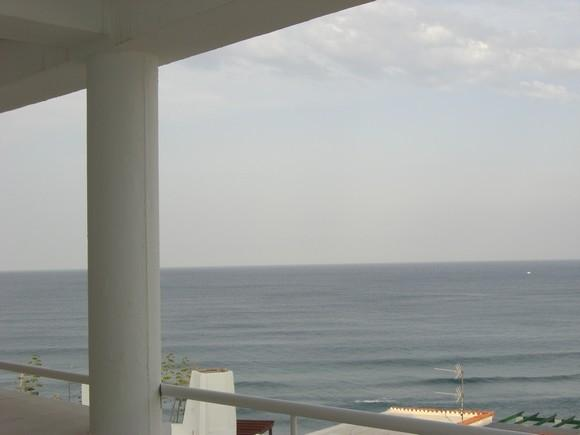 APARTMENT with SEA VIEWS. Terrace 30m