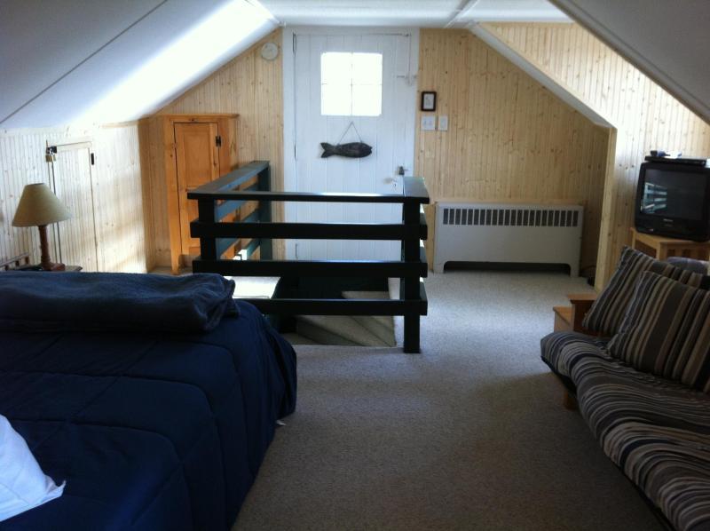 Loft Style Bedroom - 2nd Floor